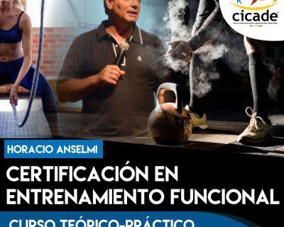 Certificación en Entrenamiento Funcional – Cuota 1