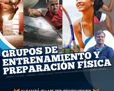 Grupos de Entrenamiento y Preparación Física