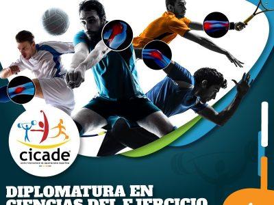 Presencial – Diplomatura en Ciencias del Ejercicio y Lesiones Deportivas 2020