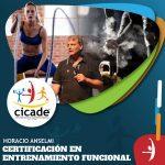 Presencial – Certificación en Entrenamiento Funcional