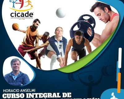 Presencial – Curso Integral de Preparación Física, Musculación y Entrenamiento Deportivo 2020