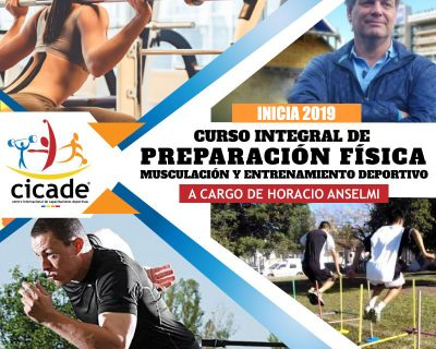 Unidad 3 – Curso Integral de Preparación Física, Musculación y Entrenamiento Deportivo