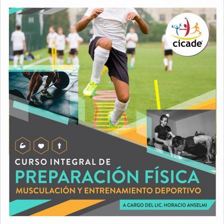 Clase 03 – Curso Integral de Preparación Física, Musculación y Entrenamiento Deportivo – 26/08