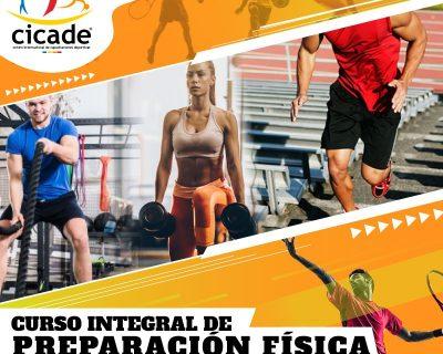 Online – Curso Integral de Preparación Física, Musculación y Entrenamiento Deportivo – Diciembre 2019