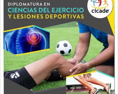 Presencial – Diplomatura en Ciencias del Ejercicio y Lesiones Deportivas