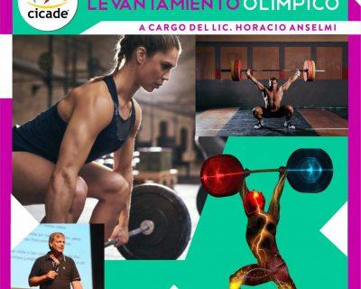 Presencial – Certificación en Levantamiento Olímpico 2020