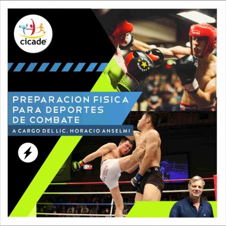 Certificación en Preparación Física para Deportes de Combate