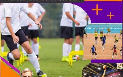 Jornada de Preparación Física en los Deportes de Conjunto