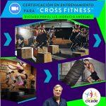 Clase 02 – Certificación en Entrenamiento para Cross Fitness – 30/08