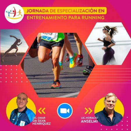 Jornada de Especialización en Entrenamiento para Running