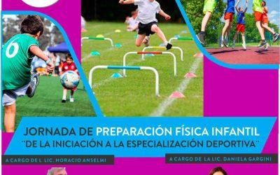 Jornada de Preparación Física Infantil