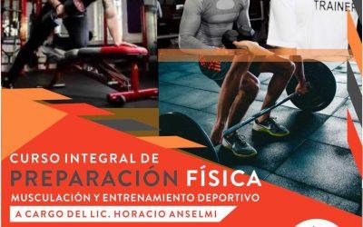 Curso Integral de Preparación Física, Musculación y Entrenamiento Deportivo