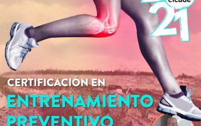Certificación en Entrenamiento Preventivo