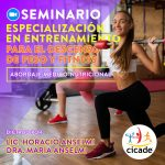 Especialización en Entrenamiento para el Descenso de Peso y Fitness