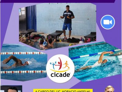 Jornada de Especialización en Preparación Física para Natación