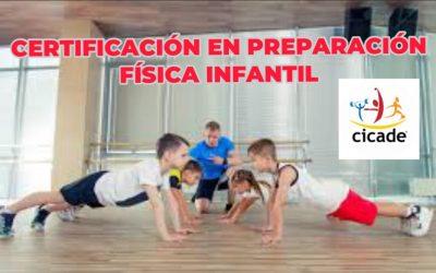 Certificación en Preparación Física Infantil