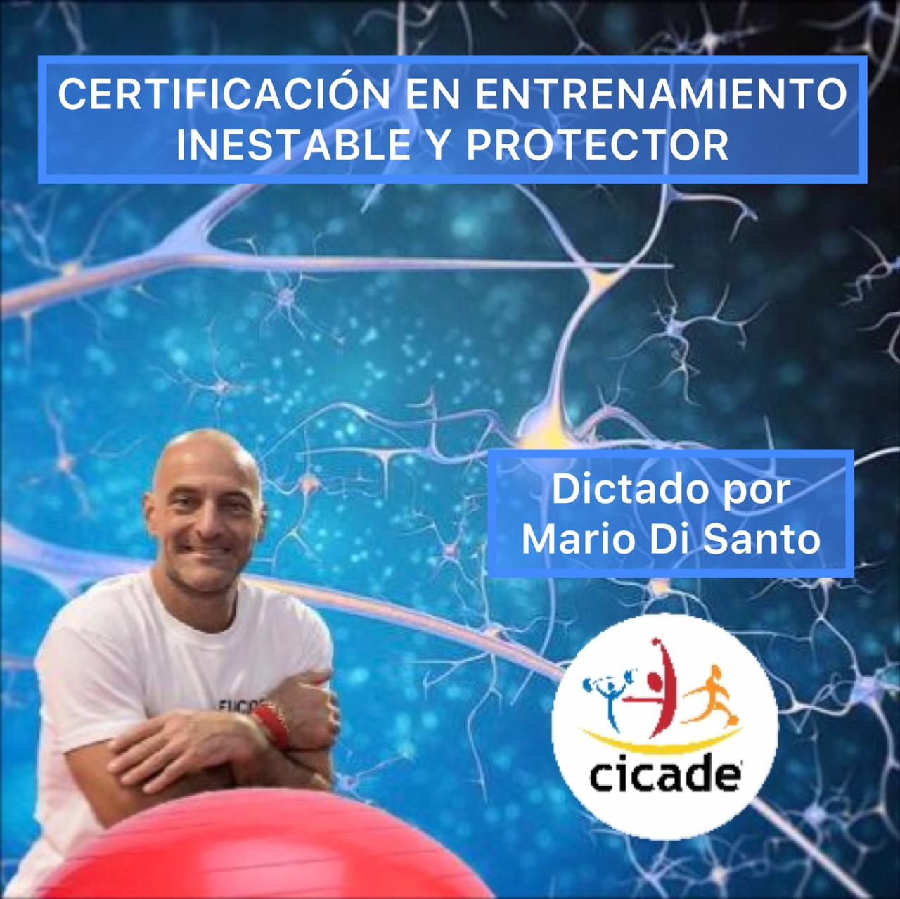 Certificación en Entrenamiento Inestable y Protector