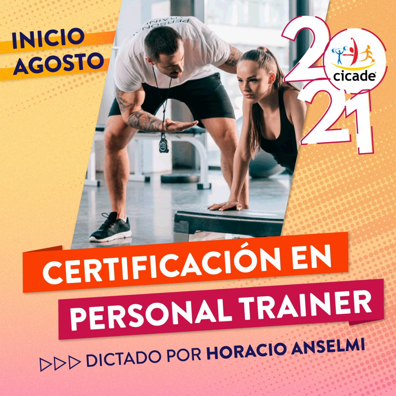 Personal Trainer-2021