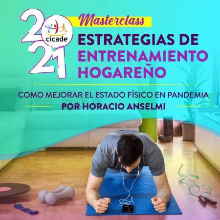 Masterclass – Estrategias de Entrenamiento Hogareño