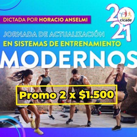 Jornada de Actualización en Sistemas de Entrenamiento Modernos